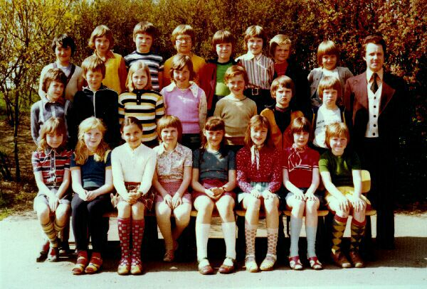 Schulklassen 1960 1992